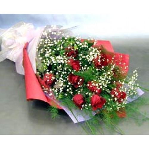 Gül buketi - Sivas çiçekçilik