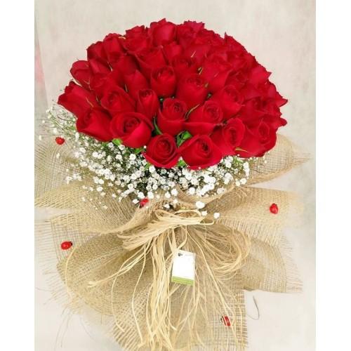 Sivasa çiçek gönder - gül buketi
